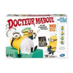 Dr Maboul, Moi Moche et Méchant Hasbro