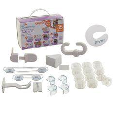 DREAMBABY Kit de sécurité bébé - 35pcs