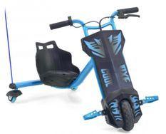 Drift 360° 3 roues 120W bleu