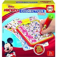 EDUCA - 18544 - Conector Junior Mickey&Minnie