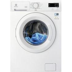 ELECTROLUX EWW1686WS - Lave linge séchant - lavage: 8kg / séchage: 4kg - 1600tr/min - Classe A