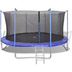 Ensemble de trampoline cinq pièces 4,26 m