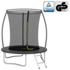 Ensemble de trampoline rond 183x52 cm 80 kg