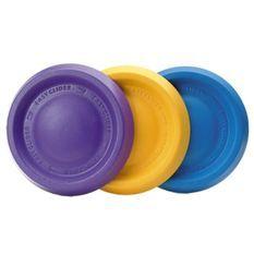 EVERLASTING Easy glider frisbee pour chien 23cm