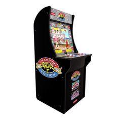 EVOLUTION - Borne de jeu d'arcade Street Fighter 2
