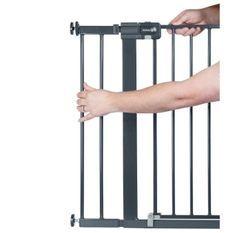 Extension pour barrieres U-PRESSURE métal 14 CM métal Black