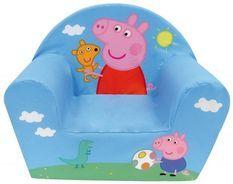 Fauteuil club Peppa Pig Disney