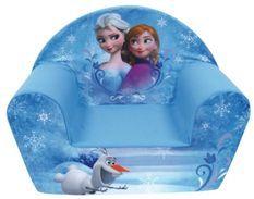 Fauteuil club Reine des neiges Disney