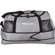 FRANCE BAG Sac de Voyage Pliable XXL Polyester 81cm Gris