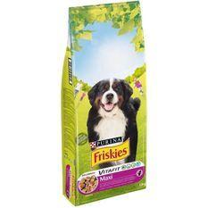 FRISKIES Croquettes Vitafit Maxi au boeuf - Pour chien adulte de plus de 25 kg - 18 kg