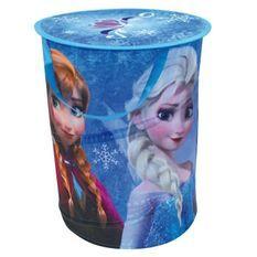 Fun House Disney Reine des Neiges sac a linge pop up pour enfant