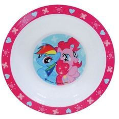 Fun House My Little Pony bol micro-ondable pour enfant