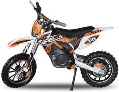 Gazelle 500W orange 10/10 pouces Moto cross électrique