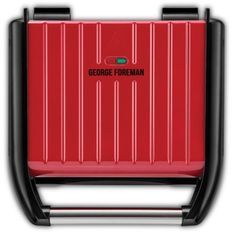GEORGE FOREMAN Grill Family 25040-56 - 1650 W - Rouge