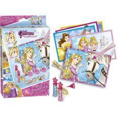 GLITTERIZZ Mes Princesses Scintillantes