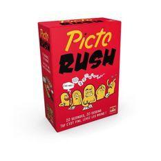 GOLIATH Jeu Picto Rush