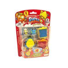 Goliath Jeu Super Zings Blister 4 - 8711808327252