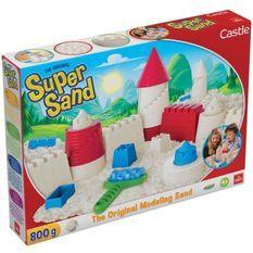 Goliath - Super Sand Castle - Loisir créatif - Sable a modeler
