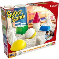 Goliath - Super Sand Classic - Loisir créatif - Sable a modeler