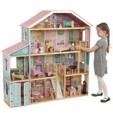 Grand manoir de poupées Kidkraft 65954