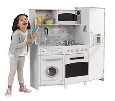 Grande cuisine enfant avec sons et lumières Kidkraft 53369