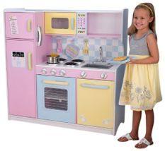 Grande cuisine enfant pastel Kidkraft 53181
