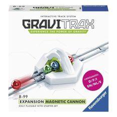 GRAVITRAX Canon Magnétique - Bloc Action pour Circuit a Billes GraviTrax Ravensburger