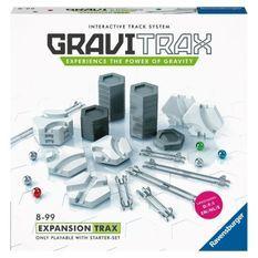 GRAVITRAX Extension Rails - Elargis ton Circuit a Billes GraviTrax ! Ravensburger