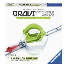GRAVITRAX Looping - Bloc Action pour Circuit a Billes GraviTrax Ravensburger