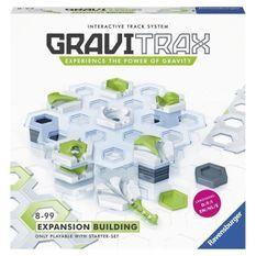 GRAVITRAX set Extension Construction - Elargis ton Circuit a Billes GraviTrax ! Ravensburger