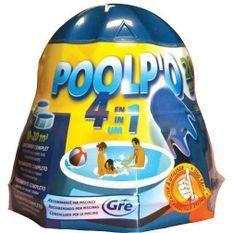 GRE - Kit Poolp'O 500 Grs Pour piscine entre 10 et 20m3