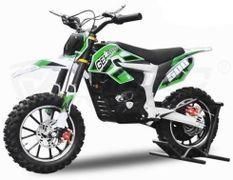 Guépard Deluxe 500W plomb 24V vert 10/10 pouces Pocket bike électrique