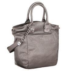 GUESS Sac shopping HWVM50 67240 Gris Femme