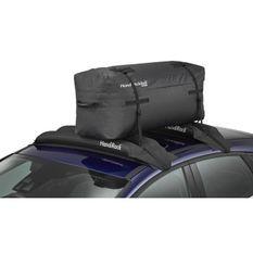 HANDIWORLD HandiHoldall 175 Litres - Coffre de toit souple et pliable - Etanche - Noir