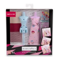 Harumika - Coffret Styliste Deluxe - Theme Yummy All Over