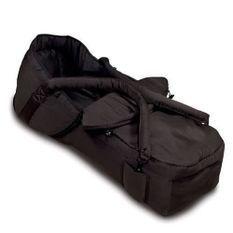 HAUCK nacelle carrycot 2 en 1 - black