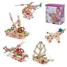 Helicoptere 5en1 EICHHORN 225 pieces