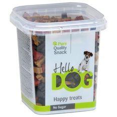 HELLODOG Friandises Snack Mix - Pour Chien Adulte - 750g (x1)
