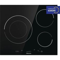 HISENSE I6341C - Plaque de cuisson a induction - 3 zones - 7200 W - Noir