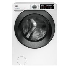 HOOVER HW437XMBB/1-S - Lave-linge frontal - 7 Kg - 1300 tours / min - A+++ - Blanc