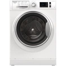HOTPOINT - Machine a laver Posable Front Natis 10 kg 1400 trs A+++ blanche