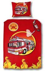 Housse de couette Pompier
