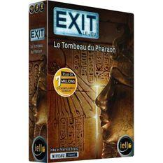 IELLO Exit Tombeau du pharaon - 12 ans et plus