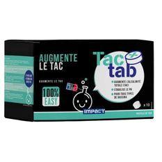 IMPACT Pastilles augmentant l'alcalinité total de l'eau Tac tab - 1kg