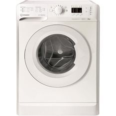 INDESIT - MTWA81283WEU -Machine a laver Posable Front MY TIME 8 kg 1200Trs A+++ blanche