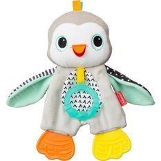 INFANTINO Doudou pingouin