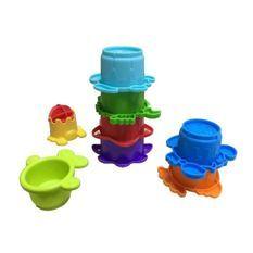 INFANTINO Gobelets gigogne de bain