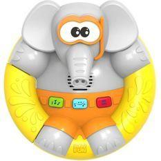 INFINIFUN Jouet de bain - Mon éléphant d'eau