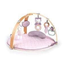 INGENUITY Tapis d'éveil Cozy Spot™ Reversible Duvet Activity Gym - Calla™