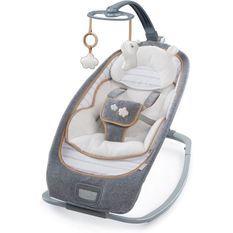 INGENUITY transat bébé boutique collection bella teddy